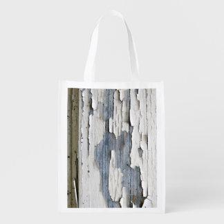 Flockige Farben-wiederverwendbare Tasche Wiederverwendbare Einkaufstasche