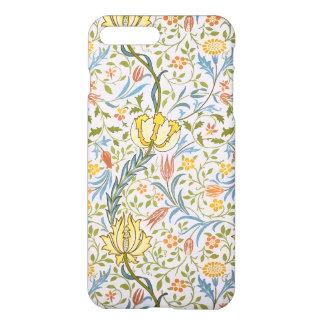 Flora-Vintage Blumenkunst Nouveau Williams Morris iPhone 7 Plus Hülle