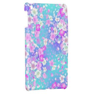 Floral coloré coques pour iPad mini