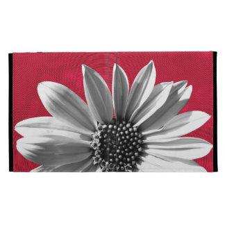 floral coques iPad folio