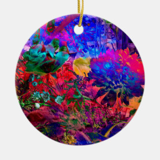 Floral Dream of Summer Keramik Ornament