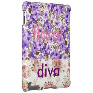 florale diva coque iPad