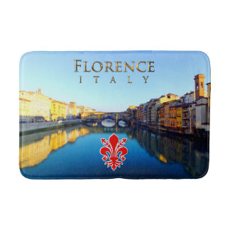 Florence - Ponte Vecchio Tapis De Bain
