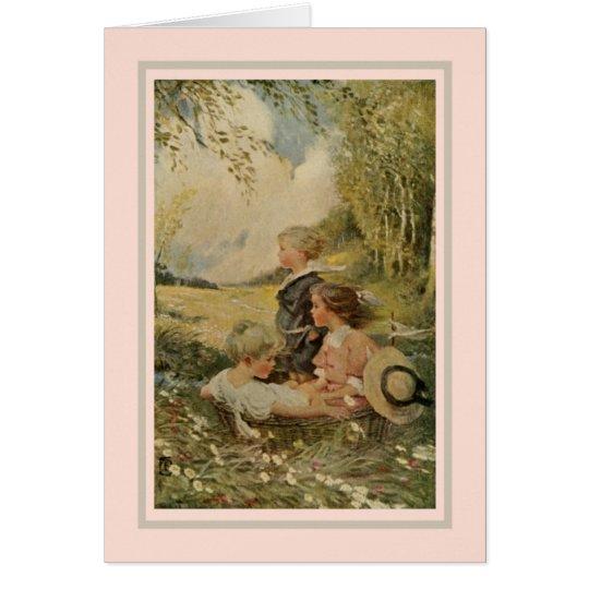 Florenz Edith Storer Grußkarte