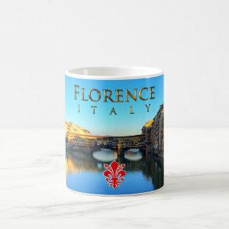 Florenz - Ponte Vecchio Kaffeetasse
