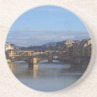 Florenz Ponte Vecchio Untersetzer
