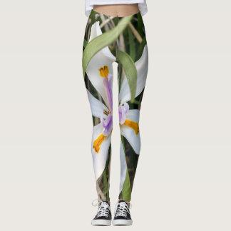 Florida-Blumen-Yoga-Hosen Leggings