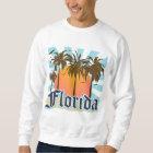Florida der Sonnenschein-Staat USA Sweatshirt