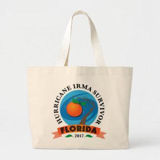 Florida-Hurrikan-Irma-Überlebender Jumbo Stoffbeutel