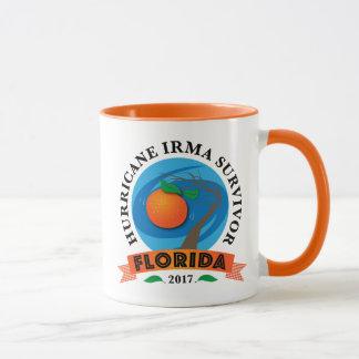 Florida-Hurrikan-Irma-Überlebender Tasse