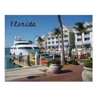 Florida-Postkarte Postkarte