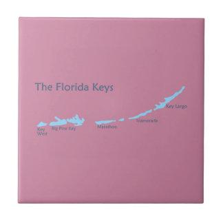 Florida-Schlüssel Keramikfliese
