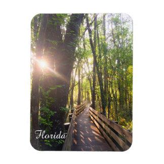 Florida-Sonnenaufgang-Promenaden-Magnet Magnet
