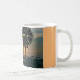 Florida-Sonnenuntergang Kaffeetasse
