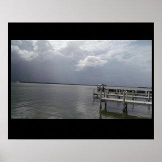 Florida-Stürme können kommen Poster