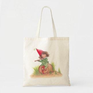 Flöten-Elf-Taschen-Tasche Tragetasche