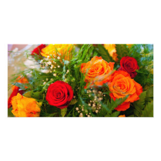 flower photocartes