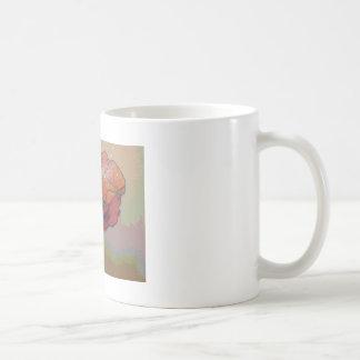 Flower Cup Mug Blanc