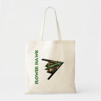 Flower Hawk Sac En Toile Budget