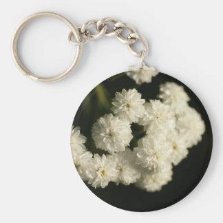 flower porte-clés
