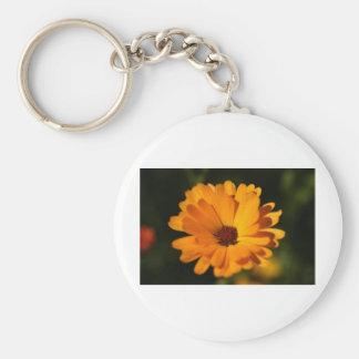 flower porte-clefs