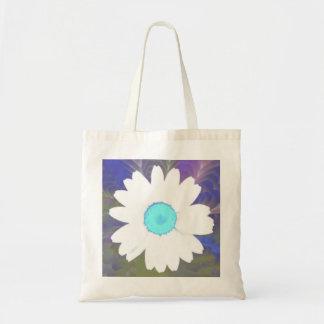 Flower power ! sac en toile budget