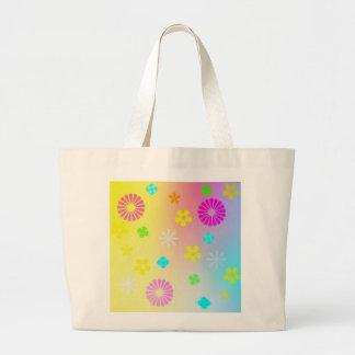 Flower power sac fourre-tout