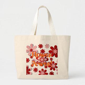 Flower power ! sacs