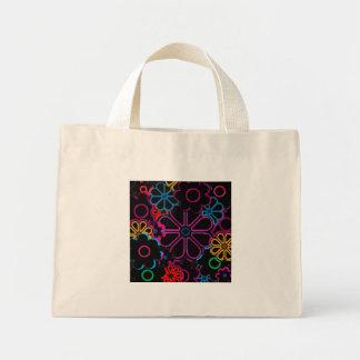 flower power sac en toile mini