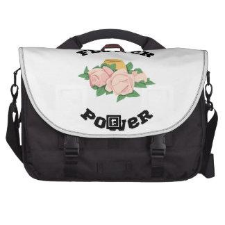 Flower Power Sacs Pour Ordinateurs Portables