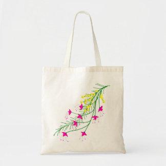 Flower Sac De Toile