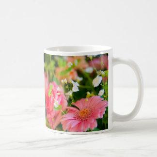 flower tasse