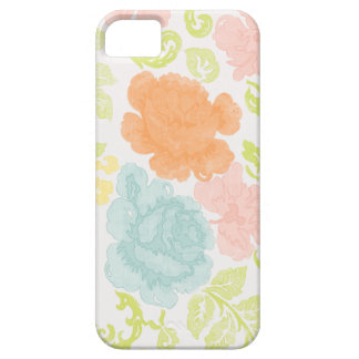 Flowers Coque Barely There iPhone 5