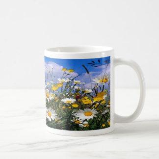 flowers mug