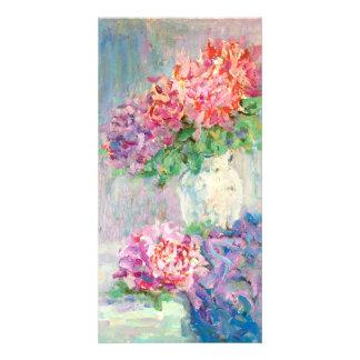 <Flowers> Photocarte