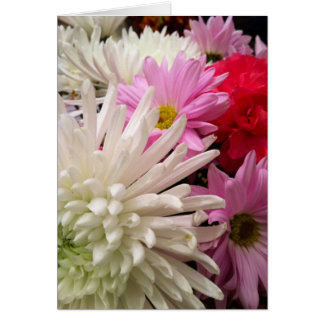 Flowers=smiles Karte