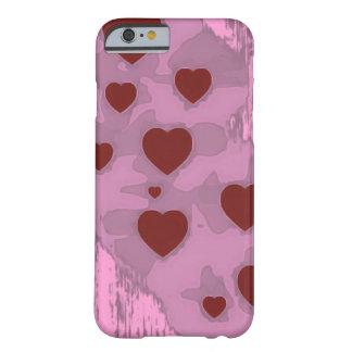 Flüchtige Herzen Barely There iPhone 6 Hülle