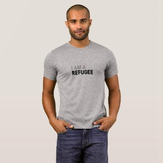 Flüchtlings-T - Shirt, Männer T-Shirt