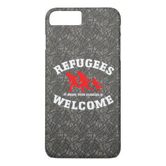 Flüchtlings-Willkommen holen Ihre Familie iPhone 7 Plus Hülle