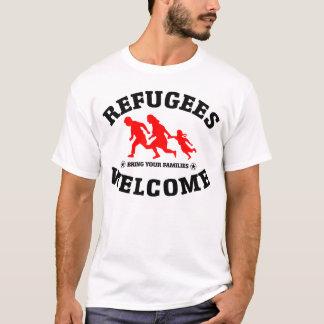 Flüchtlings-Willkommen holen Ihre Familie T-Shirt