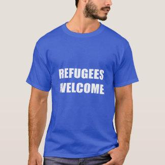 Flüchtlings-Willkommen T-Shirt