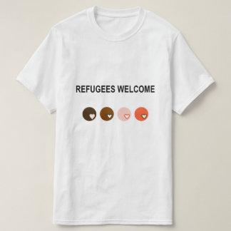 Flüchtlingswillkommen T-Shirt