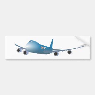 Flugzeug-Aufkleber Autoaufkleber