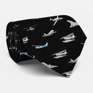 Flugzeug-Flugzeuge Krawatten
