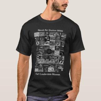 Flugzeug-Nasen-Kunst T-Shirt