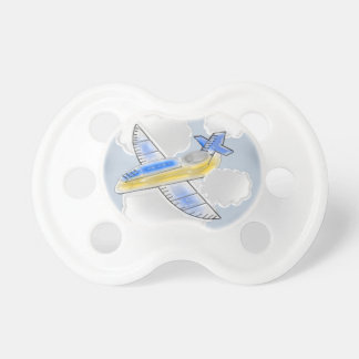 Flugzeug Schnuller