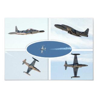 Flugzeug-Set des Schießen-P-80 des Stern-5 Karte