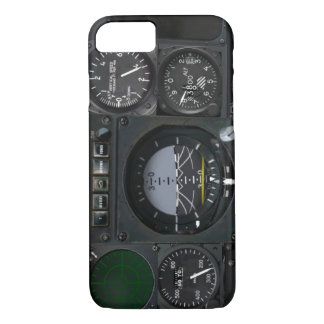 Flugzeuginstrument-Platte iPhone 7 Hülle