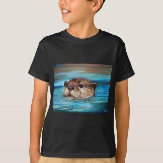 Fluss-Otter T-Shirt