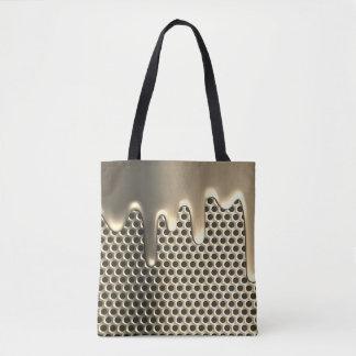 Flüssige Titanentwurfs-Taschentaschen Tasche